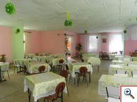 База отдыха Камчия с 3-х разовым питанием, курорт Рассейка турбаза Камчия столовая