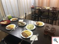 отдых всей семьей с питанием, база Чайка одесская область